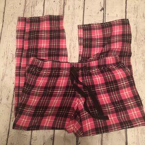 🔥3/$12🔥Old Navy Pink Flannel Pajama Pants